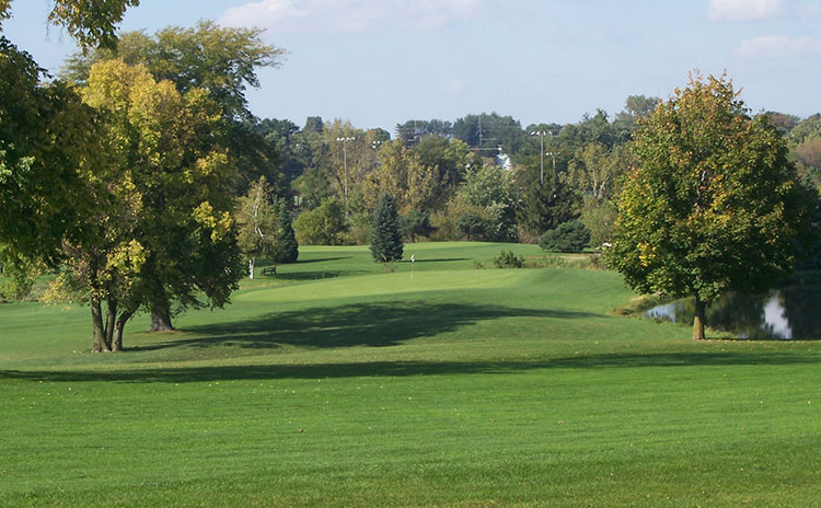 fairway at American Legion Memorial Golf Course